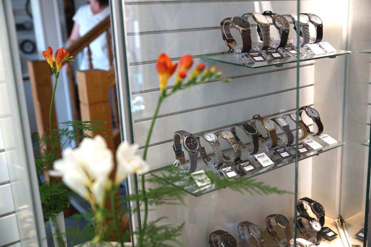 Uhrengeschäft Anke Mutschler in Kalbe (Milde)